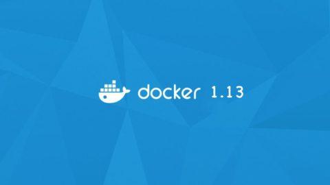 Docker 1.13 – Released