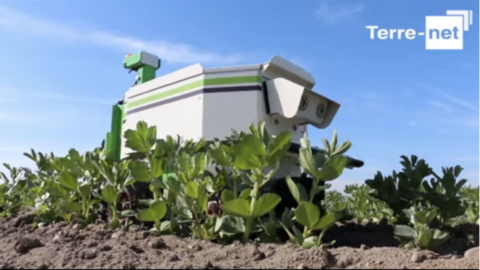 Robots Take on the Small Farm