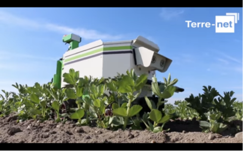 Robots Take on the Small Farm